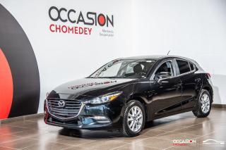 Used 2018 Mazda MAZDA3 Sport GS+CAMERA DE RECUL+VOLANT/SIEGES CHAUFFANTS for sale in Laval, QC