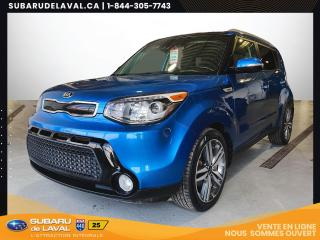 Used 2016 Kia Soul SX ** Cuir Toit Navigation ** for sale in Laval, QC