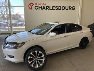 Used 2015 Honda Accord Sport - Automatique - Toit ouvrant for sale in Québec, QC