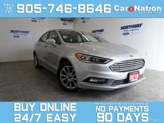 Used 2018 Ford Fusion Energi TITANIUM | ELECTRIC | ROOF |NAV |DRIVER ASSIST PKG for sale in Brantford, ON