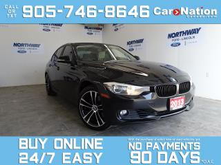 Used 2013 BMW 3 Series 328i | XDRIVE | LEATHER | ROOF | NAV | M WHEELS! for sale in Brantford, ON