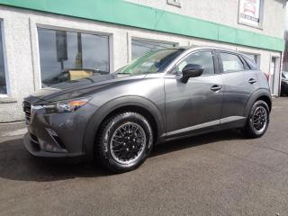 Used 2019 Mazda CX-3 GS TA BA for sale in St-Jérôme, QC