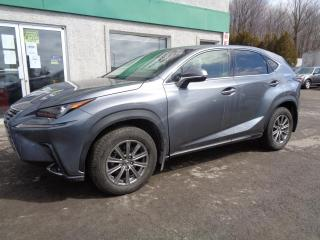 Used 2019 Lexus NX NX 300 BA for sale in St-Jérôme, QC
