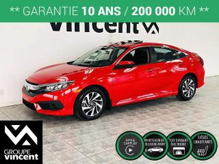 Used 2018 Honda Civic EX ** GARANTIE 10 ANS ** Look sportif, sans sacrifier la fiabilité! for sale in Shawinigan, QC