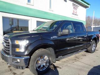 Used 2015 Ford F-150 Cab SuperCrew 4RM 157 po platine for sale in St-Jérôme, QC