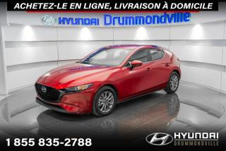 Used 2020 Mazda MAZDA3 Sport GARANTIE + CAMERA + A/C + MAGS + WOW !! for sale in Drummondville, QC