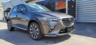 Used 2019 Mazda CX-3 0.99%FINANCE|CPO|GT|AWD|SUNROOF|NAV|LEATHER for sale in Scarborough, ON
