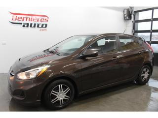 Used 2015 Hyundai Accent GL for sale in Lévis, QC