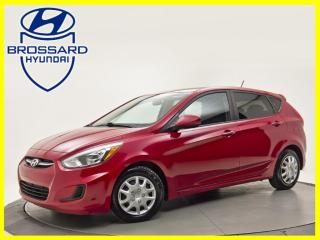 Used 2016 Hyundai Accent HB Auto LE A/C DEMARREUR A DISTANCE for sale in Brossard, QC