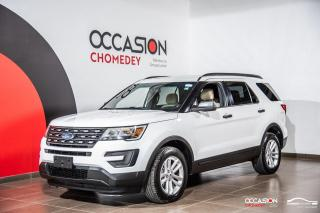 Used 2017 Ford Explorer Base AWD+CAMERA DE RECUL+GROUPE ELECTRIQUE for sale in Laval, QC