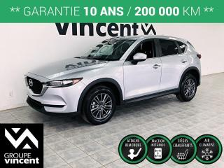 Used 2019 Mazda CX-5 GX AWD ** GARANTIE 10 ANS ** Élégant et raffiné! for sale in Shawinigan, QC