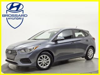 Used 2019 Hyundai Accent Preferred MAN CAMÉRA DE RECUL BLUETOOTH for sale in Brossard, QC