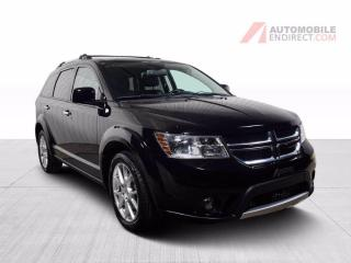 Used 2016 Dodge Journey RT AWD V6 A/C Mags Cuir Sièges Chauffants for sale in St-Hubert, QC