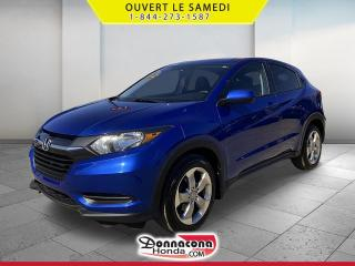 Used 2018 Honda HR-V LX AWD *GARANTIE 10 ANS / 200 000 KM* for sale in Donnacona, QC