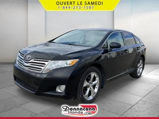 Used 2011 Toyota Venza V6 AWD *GARANTIE 1 AN / 20 000 KM* for sale in Donnacona, QC