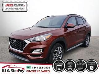 Used 2020 Hyundai Tucson PREFFERED* TOIT PANO* VOLANT CHAUFFANT* for sale in Québec, QC
