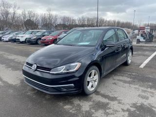 Used 2018 Volkswagen Golf ** COMFORTLINE * TOIT * CAMERA * CUIR * for sale in Québec, QC