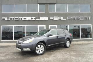 Used 2011 Subaru Outback 3,6R AWD - HARMAN KARDON - GARANTIE - for sale in Québec, QC