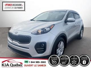 Used 2017 Kia Sportage ** LX * MAGS * AC * CAMERA * CRUISE * for sale in Québec, QC