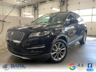 Used 2019 Lincoln MKC Sélect TI for sale in St-Hyacinthe, QC