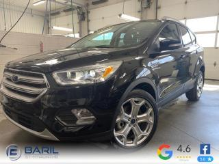 Used 2018 Ford Escape Titanium 4rm for sale in St-Hyacinthe, QC