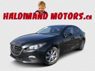Used 2016 Mazda MAZDA3 for sale in Cayuga, ON