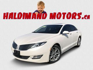 Used 2015 Lincoln MKZ for sale in Cayuga, ON