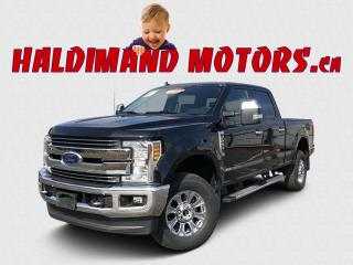 Used 2019 Ford F-250 SD Lariat DIESEL CREW 4WD for sale in Cayuga, ON