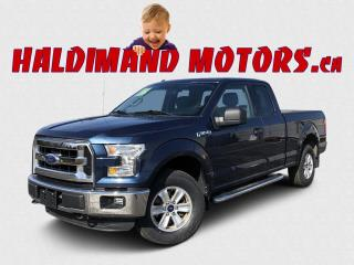 Used 2015 Ford F-150 XLT EXT CAB  4WD for sale in Cayuga, ON