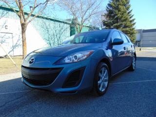 Used 2011 Mazda MAZDA3 *****FINANCEMENT POSSIBLE******ÉCONOMIQU for sale in St-Eustache, QC