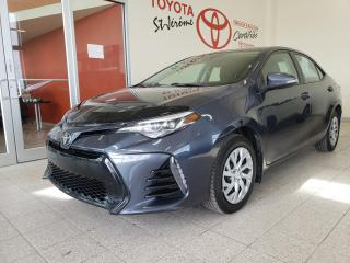 Used 2017 Toyota Corolla * SE * CAMERA DE RECUL * SIEGES CHAUFFANTS * for sale in Mirabel, QC