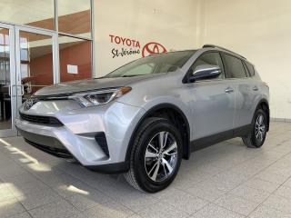 Used 2018 Toyota RAV4 * AWD * LE * MAGS * CAMERA DE RECUL * BLUETOOTH * for sale in Mirabel, QC