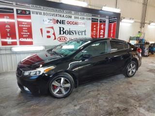 Used 2018 Kia Forte FORTE LX VITRE TEINTÉ TAPIS MOULLÉ AUT A/C for sale in Blainville, QC