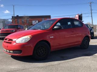 Used 2009 Hyundai Accent Hayon 3 portes, boîte manuelle, L for sale in Trois-Rivières, QC