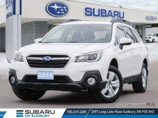 Used 2019 Subaru Outback 2.5i  - BEST AWD IN THE MARKET - CLEAN CARFAX ! for sale in Sudbury, ON