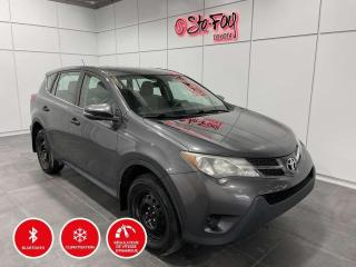 Used 2013 Toyota RAV4 Le - Fwd - Bluetooth for sale in Québec, QC