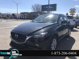 Used 2019 Mazda CX-3 GS Traction intégrale automatique for sale in Shawinigan, QC