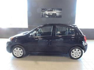 Used 2017 Nissan Micra SV à hayon 4 portes BA for sale in St-Georges, QC