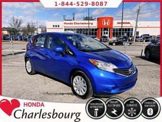 Used 2014 Nissan Versa Note SV AUTOMATIQUE**0 ACCIDENT** for sale in Charlesbourg, QC