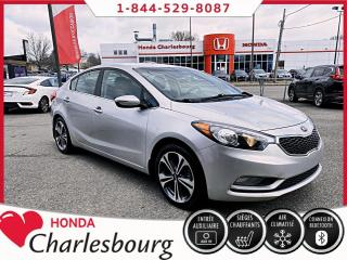 Used 2014 Kia Forte EX AUTOMATIQUE**BANCS CHAUFFANT** for sale in Charlesbourg, QC