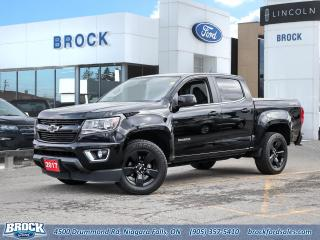 Used 2017 Chevrolet Colorado 4WD LT for sale in Niagara Falls, ON