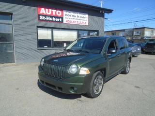 Used 2009 Jeep Compass Rocky Mountain 4x4 for sale in St-Hubert, QC