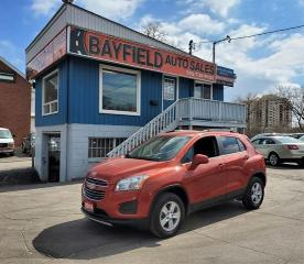 Used 2016 Chevrolet Trax LT AWD **Reverse Camera/Remote Start** for sale in Barrie, ON