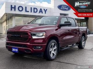 Used 2019 RAM 1500 SPORT for sale in Peterborough, ON