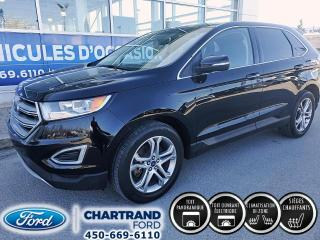 Used 2016 Ford Edge Titanium for sale in Laval, QC
