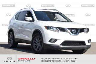 Used 2016 Nissan Rogue SL / LEATHER / NAVIGATION SL / NAVIGATION / BLUETOOTH / for sale in Montréal, QC