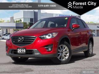 Used 2016 Mazda CX-5 GS for sale in London, ON