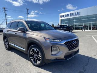 Used 2019 Hyundai Santa Fe 2.0T Ultimate for sale in St-Eustache, QC