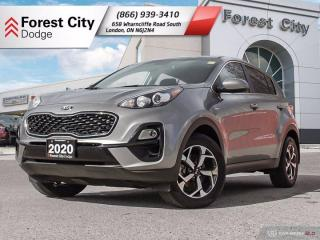 Used 2020 Kia Sportage LX for sale in London, ON