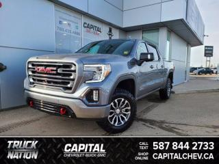 New 2021 GMC Sierra 1500 Crew Cab AT4 for sale in Calgary, AB